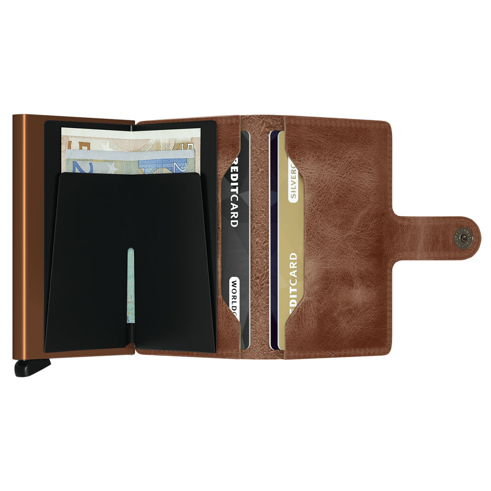 Load image into Gallery viewer, Secrid Miniwallet Vintage Coganc-Rust