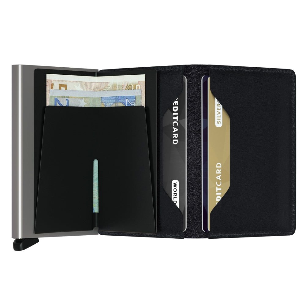Load image into Gallery viewer, Secrid Slimwallet Original Black