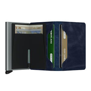 Load image into Gallery viewer, Secrid Slimwallet Vintage Blue