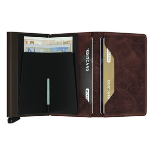 Secrid Slimwallet Vintage Chocolate