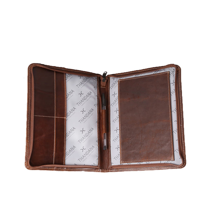 B5 Notebook Leather