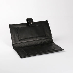 Baby Nappy Wallet Leather