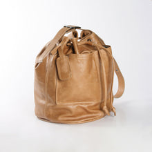 Bucket Handbag Leather