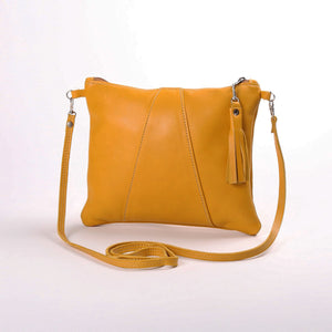 Crossover Handbag Leather