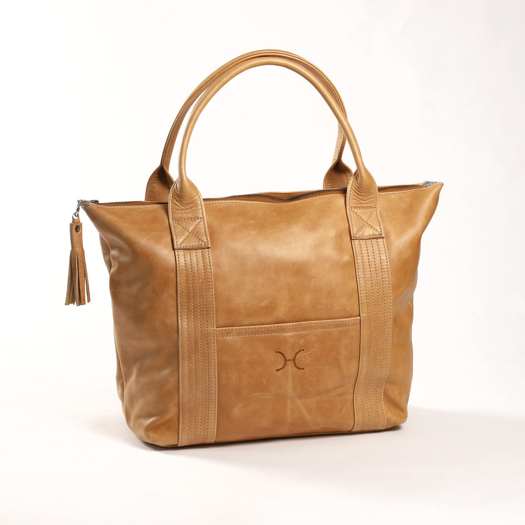 Dan Dan Handbag Leather