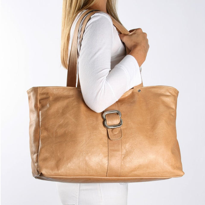 Ellie Handbag Leather