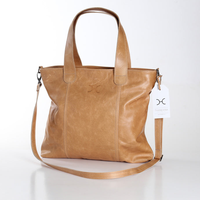 Jax Handbag Leather