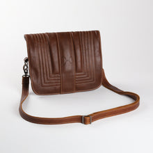 Load image into Gallery viewer, Katie Sling Clutch Leather