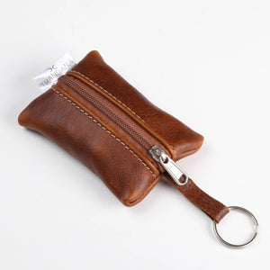 Key Ring Leather
