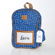 Load image into Gallery viewer, Kids Backpack Laminated Fabric