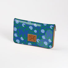 Ladies Large Wallet Laminated Fabric