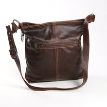 Load image into Gallery viewer, Messenger Handbag Leather