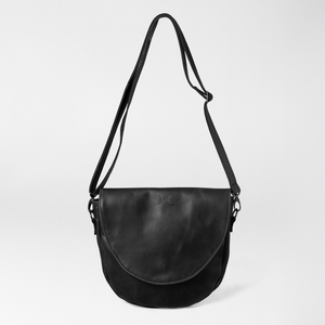 Saddle Handbag Leather