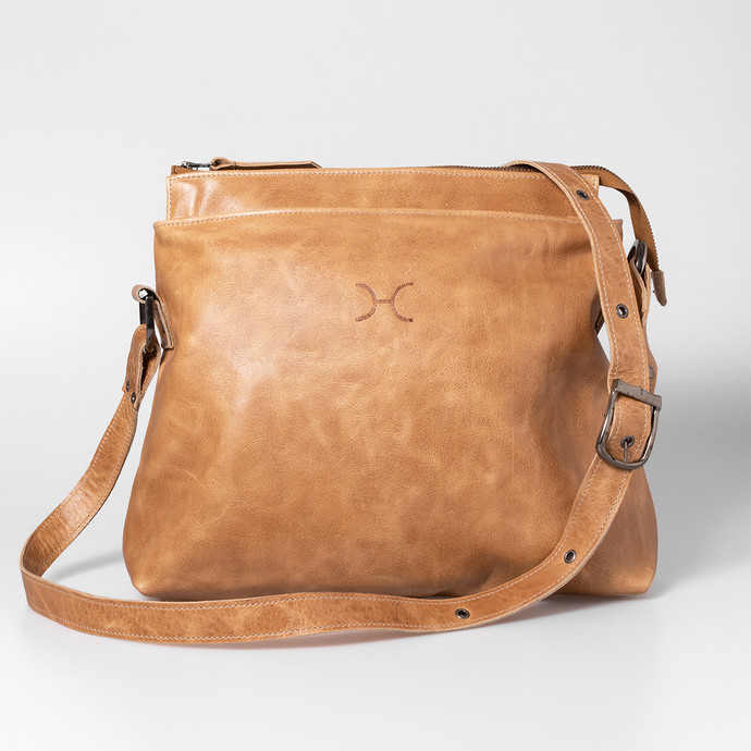 Boho Handbag Leather
