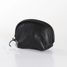 Load image into Gallery viewer, Make Up Bag Leather
