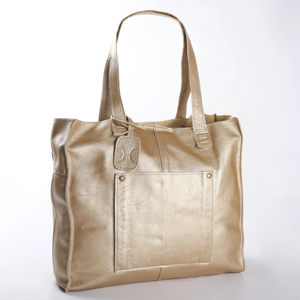 Tote Handbag Leather