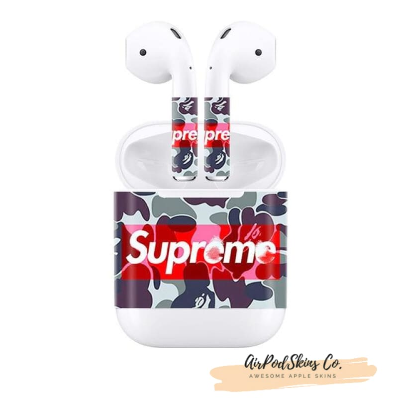 Best custom Skin stickers for AirPods