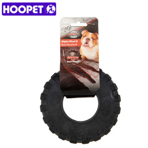 HOOPET Pet Toy Resistant Biting Training Ball Rubber Small/Large Dog Product