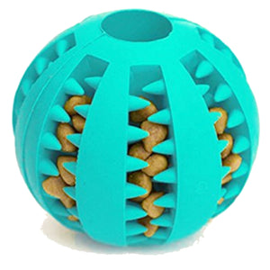Dog Treat Toy Ball