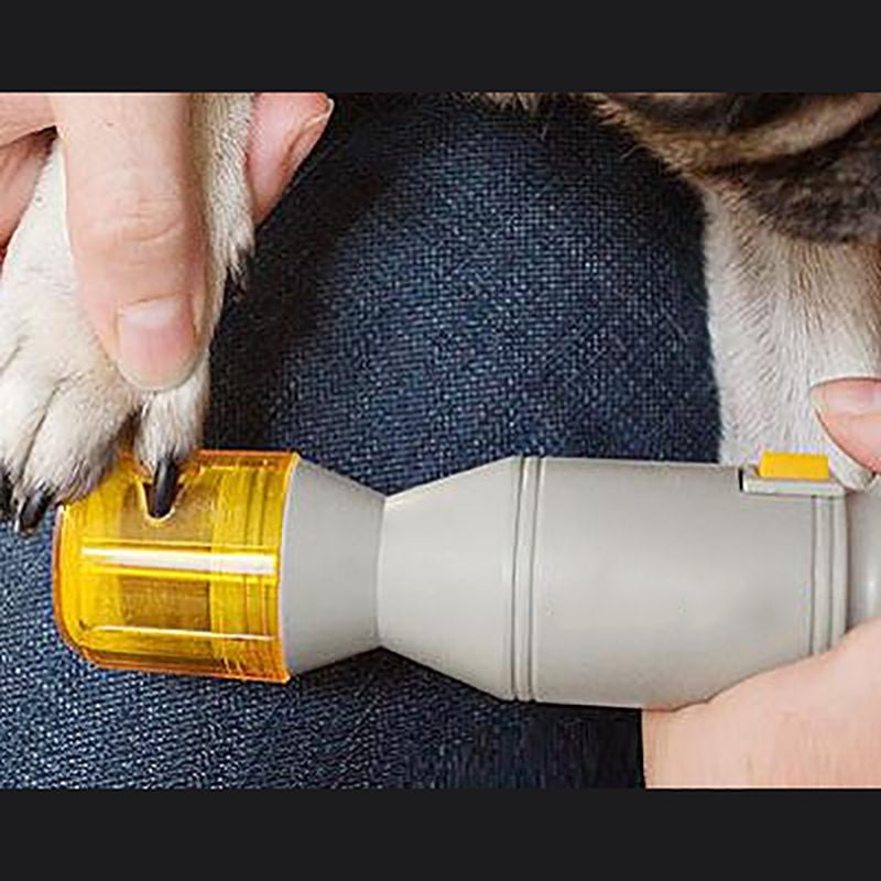 Pet Electric Nail Clippers