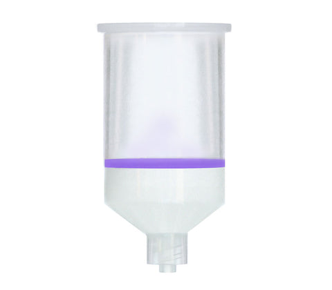 Zymo-Spin VI-P can be used in centrifuges or on vacuum manifolds for the purification of plasmid DNA.