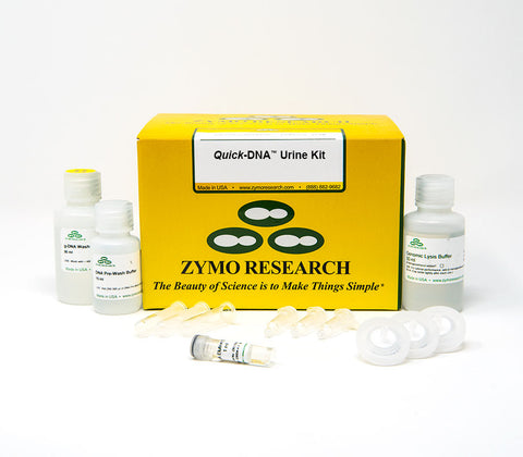 Quick-DNA Urine Kit