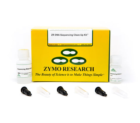 Reusable and simple purification kit for preparing sequence-ready DNA.