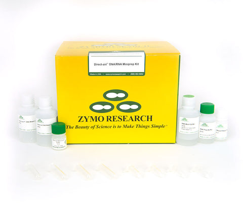 Direct-zol DNA/RNA Miniprep kit