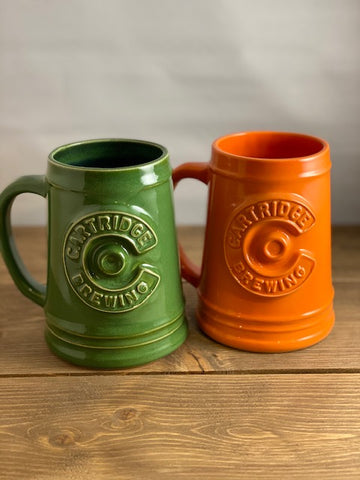 Cartridge C Custom Rookwood Mug