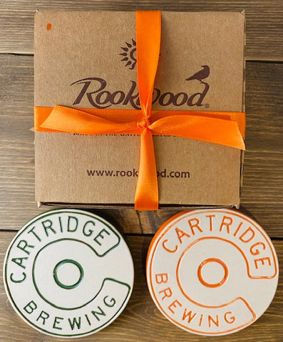 Cartridge C Custom Rookwood Coaster Sets