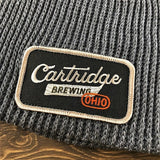 Richardson Slouch Beanie with Cartridge Patch