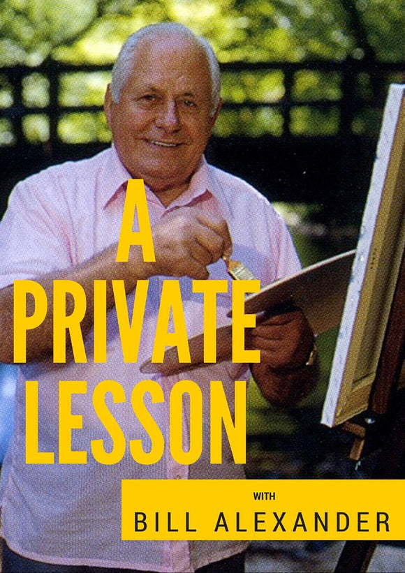 A Private Lesson with Bill Alexander