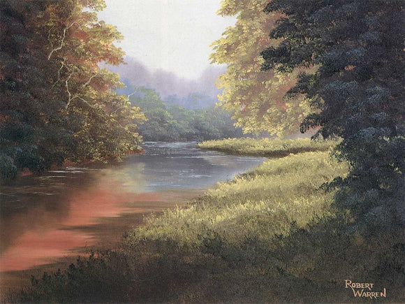 Quiet Summer Stream