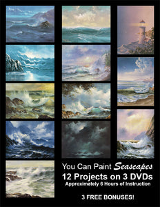 Learn To Paint Seascapes