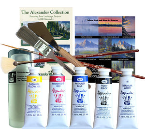 Learn To Paint!  Complete Starter Kit