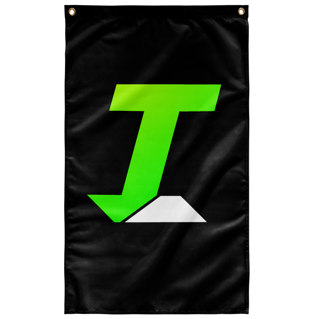 t-int WALL FLAG VERTICAL