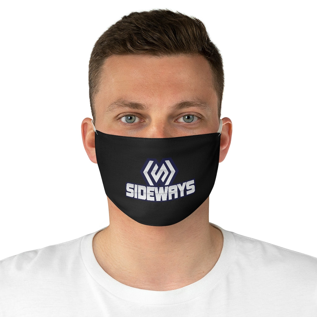 s-sw SMALL FACE MASK BLACK