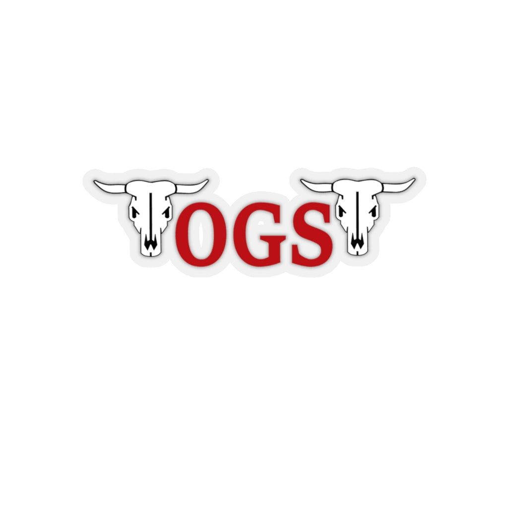 t-ogs STICKERS