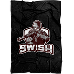 swi FLEECE BLANKET