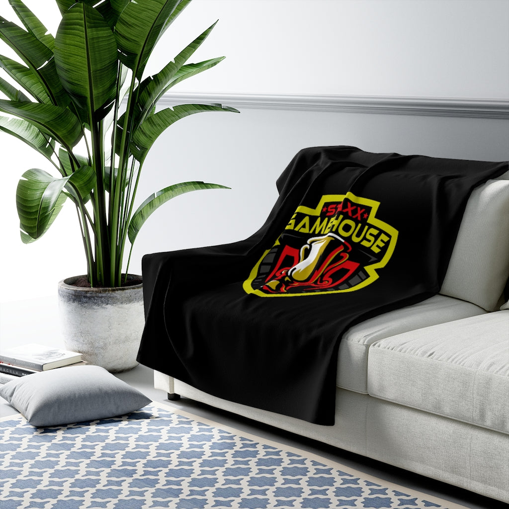 o-stx FLEECE BLANKET