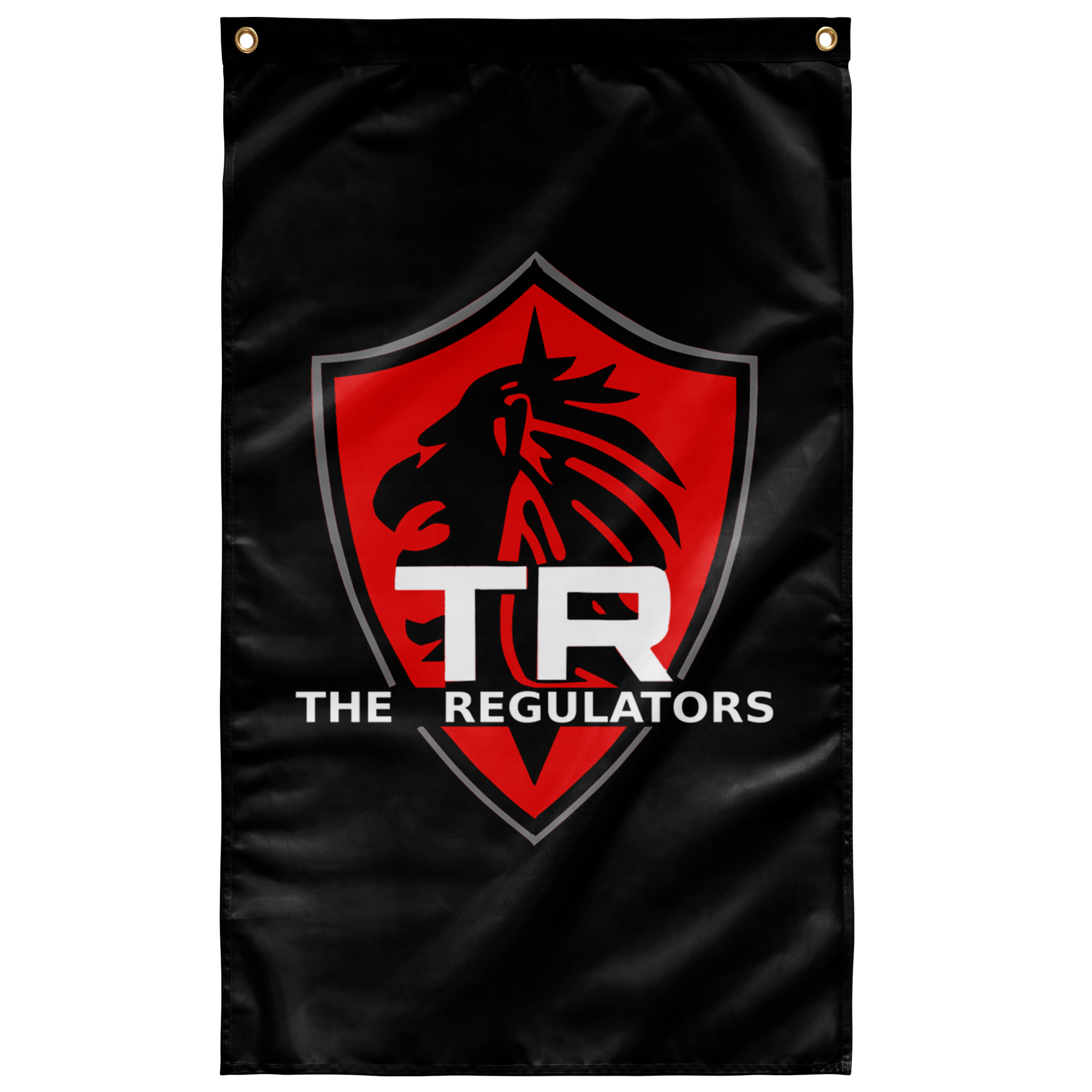 s-tr WALL FLAG VERTICAL