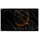t-k3 WALL FLAG HORIZONTAL