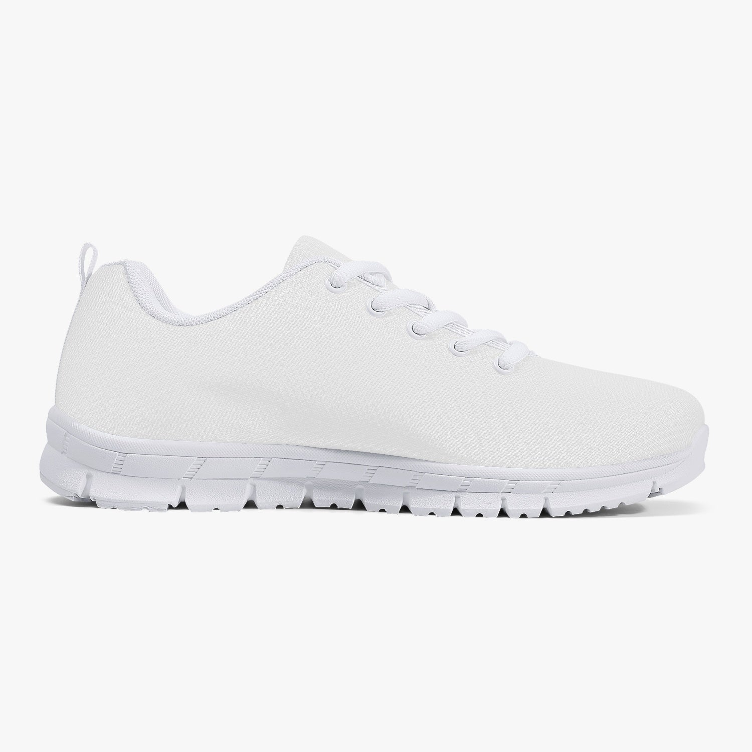 gf Classic Lightweight Mesh Sneakers - White/Black