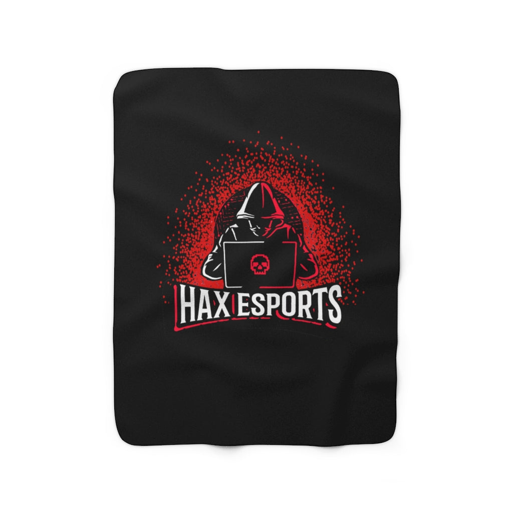 t-hax FLEECE BLANKET