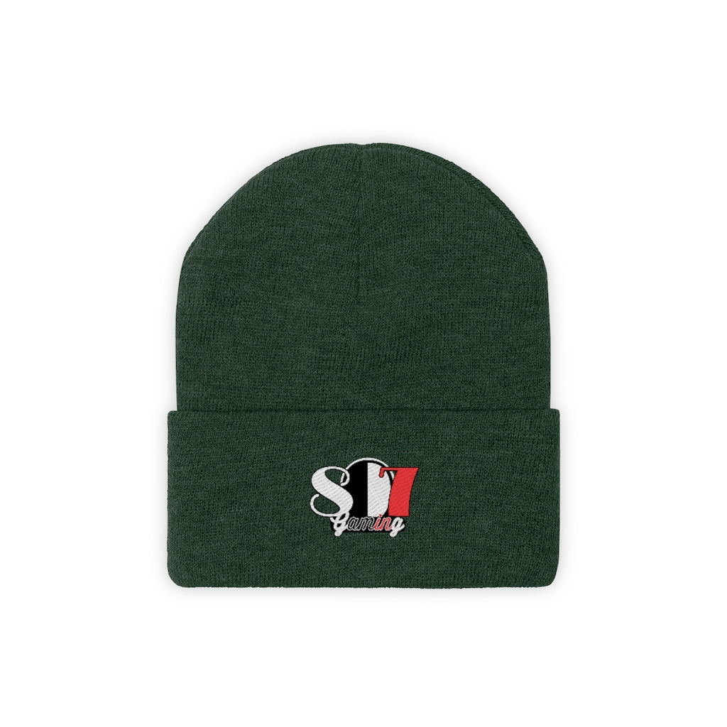 t-807 EMBROIDERED BEANIE