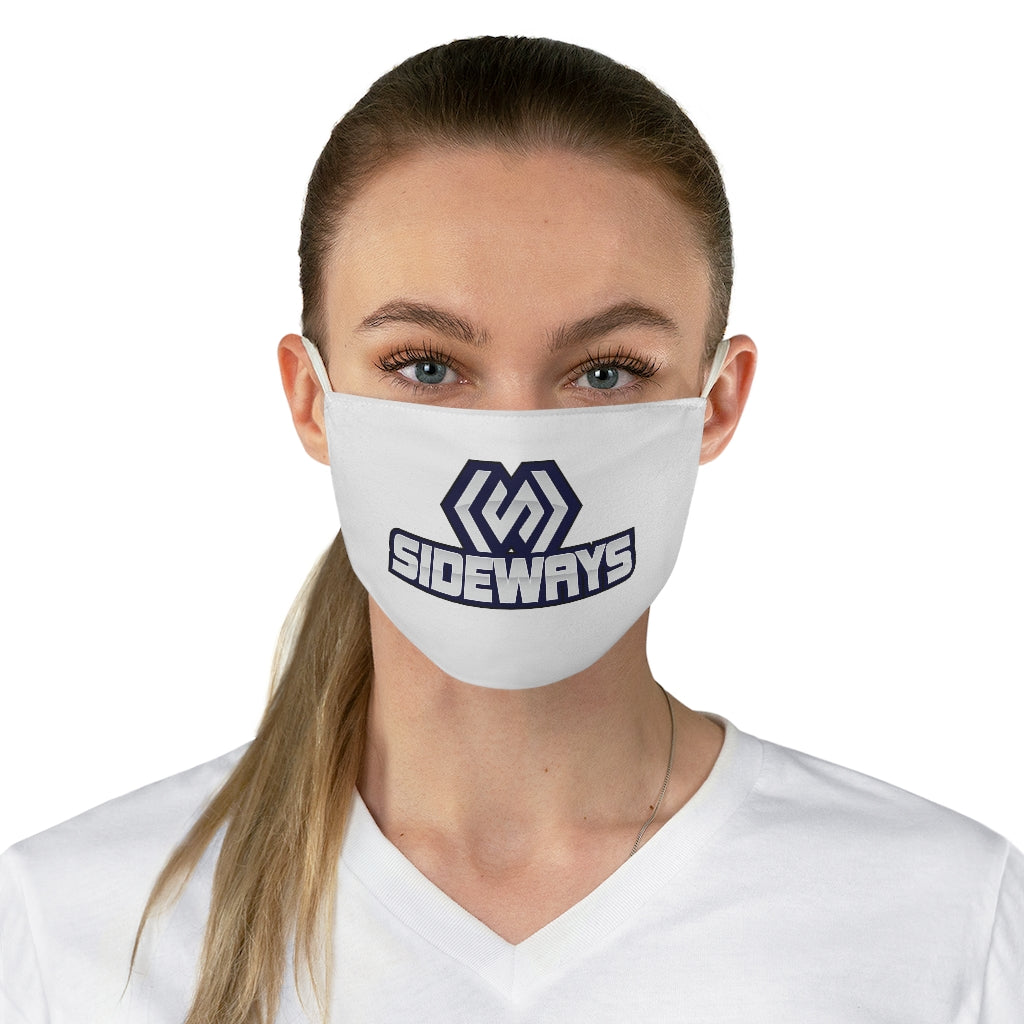 t-sw SMALL FACE MASK WHITE