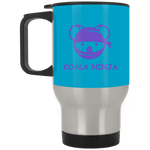 s-kn STAINLESS STEEL TRAVEL MUG