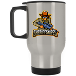 s-ss STAINLESS STEEL TRAVEL MUG