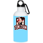 s-tqt STAINLESS STEEL WATER BOTTLE