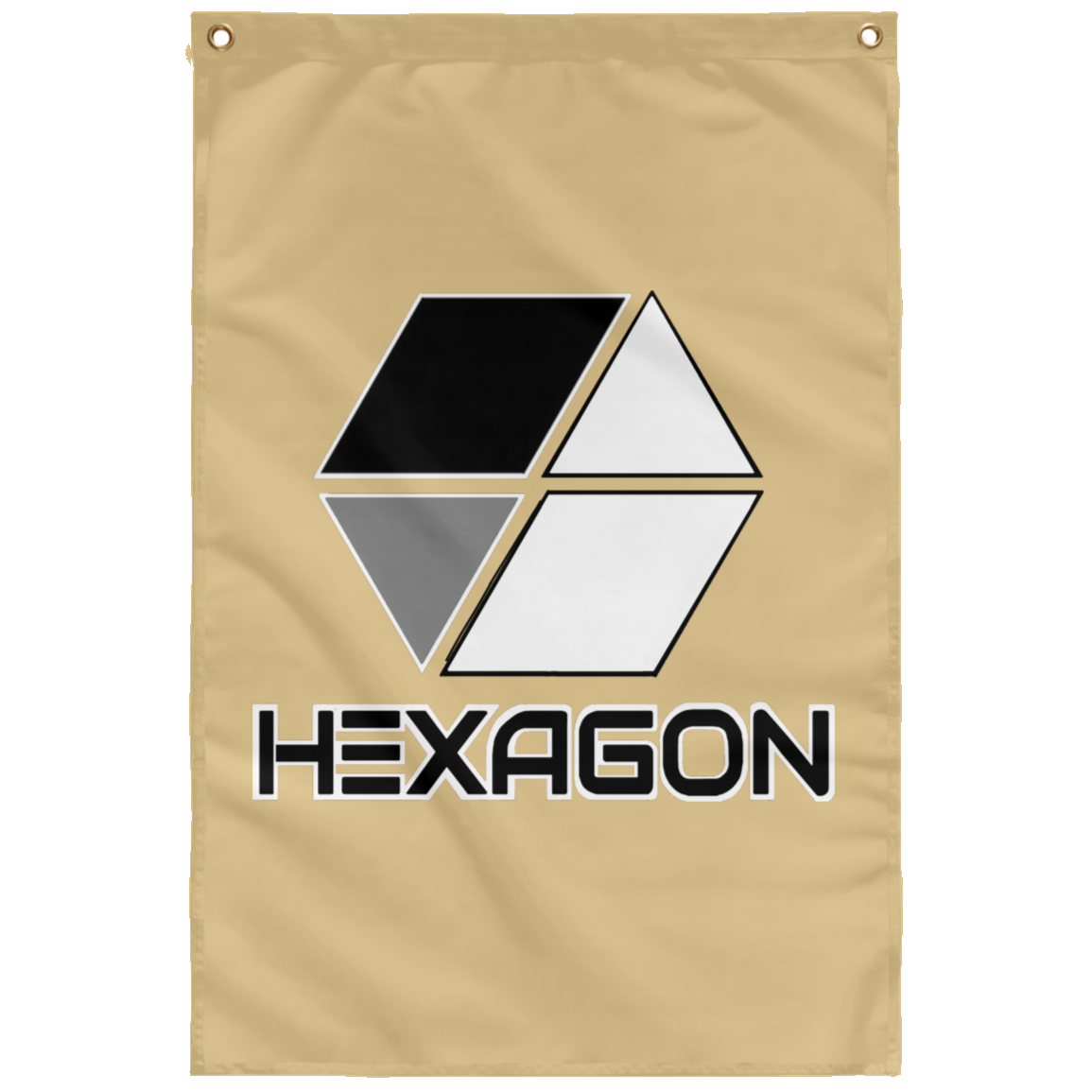 s-hex WALL FLAG